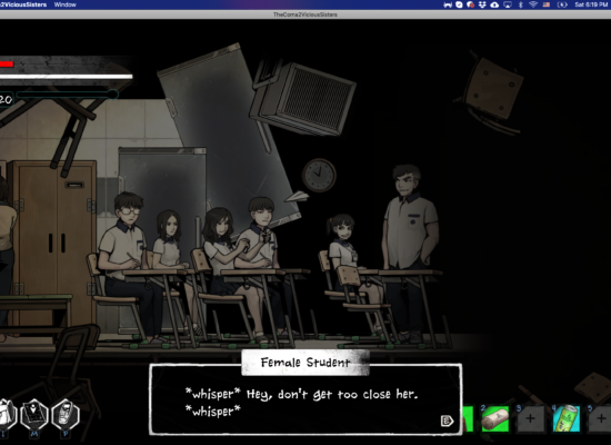 Main character is absent, paper plane model looks not in right direction